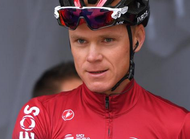 Chris Froome back in Monaco to recover