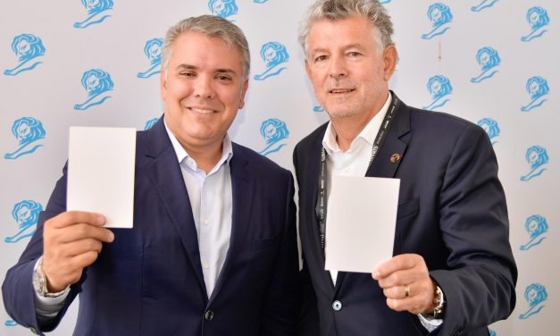 Peace and Sport reaches out in Colombia
