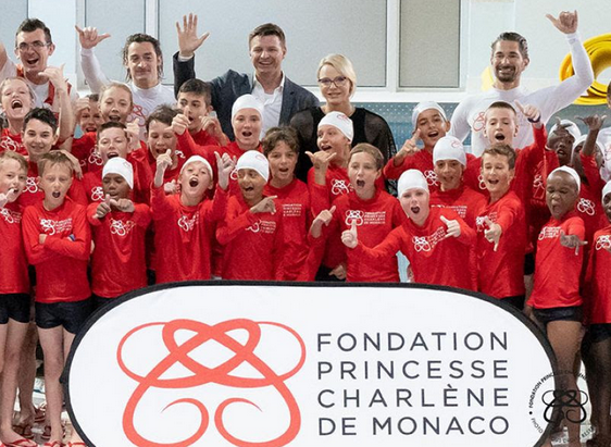 Princess Charlene Foundation at MonacoUSA
