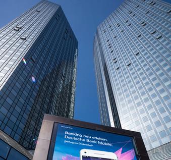 Deutsche Bank to slash workforce