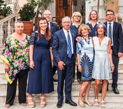 Monaco's Embassy in Italy celebrates accession