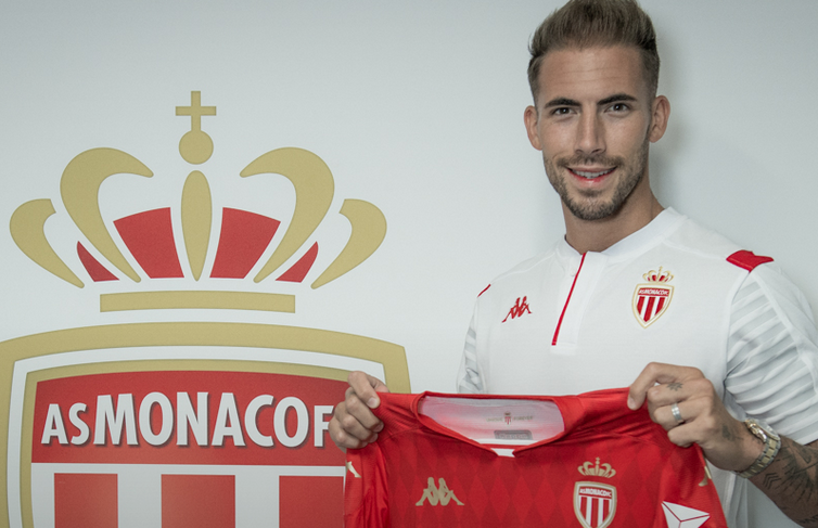 Struggling AS Monaco sign new goalkeeper