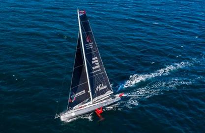 Yacht Club sponsors Thunberg's ocean journey