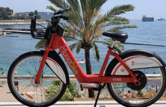 Bike sharing takes new direction