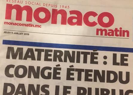 Setback for Niel's plans for Monaco Matin