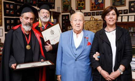 Monegasque artists honoured in Moscow