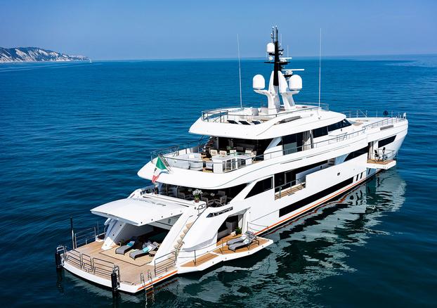 Monaco's Maggi takes helm at Wider yachts