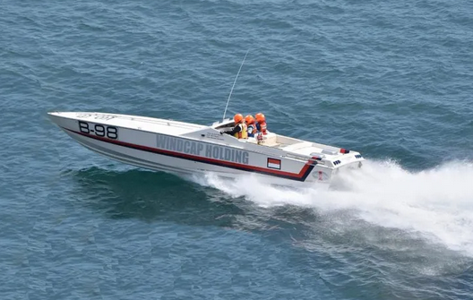 Windcraft powerboating aims for two local records