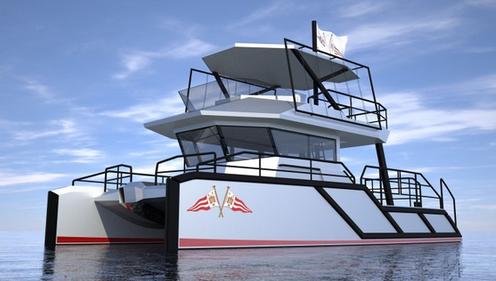 Yacht Club awaits zero emissions boat
