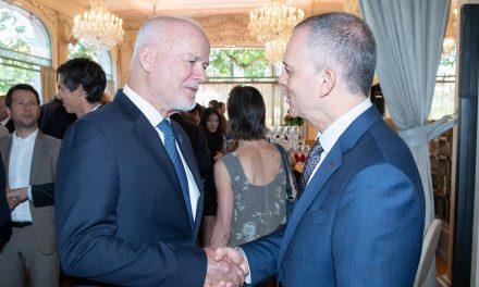 UN Oceans envoy thanks Prince for constant commitment