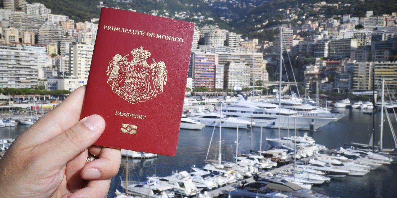 Monaco passports join electronic gates scheme