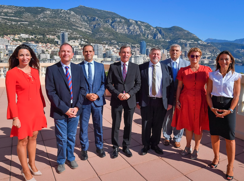 France and Monaco deepen health cooperation