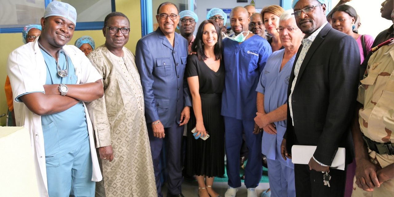 Monaco funds first stent procedures in Mali