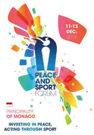 Forum to focus on business investment in Peace and Sport