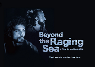 Orsini's 'Beyond the Raging Sea' celebrates world premiere