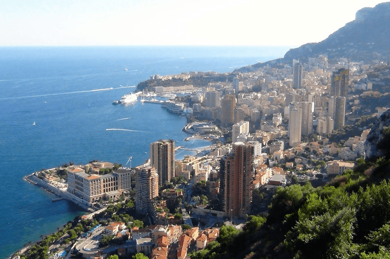 Many tests; encouraging incidence rate in Monaco