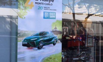 Nice couple win Monaco's fourth e-Rally