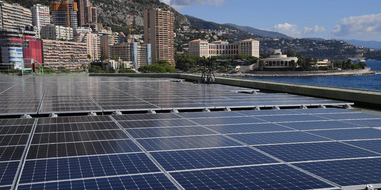 Monaco buys solar power plants in France