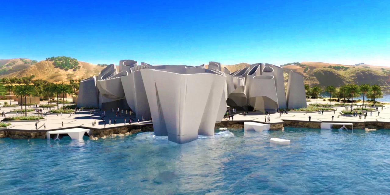 Prince Albert Foundation signs partnership agreement with Saudi resort complex