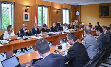 EU and Monaco discuss monetary issues