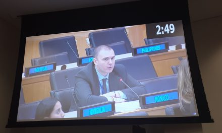 Monaco's digital transition showcased at UN meeting