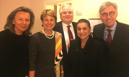 Cécilia Bartoli and the Musicians of Prince of Monaco at sold-out Berlin concert