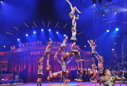 Monaco poised once more for world's top Circus Festival