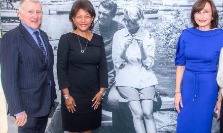 Princess Grace honoured at Monaco's embassy in USA