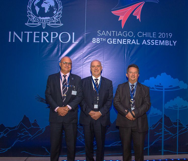 Monaco attends INTERPOL General Assembly in Santiago de Chile