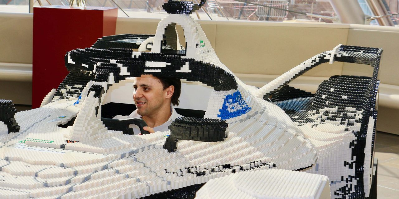 BRICKLIVE returns to Monaco's Grimaldi Forum