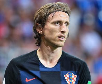 Croatia's captain wins 2019 Golden Foot