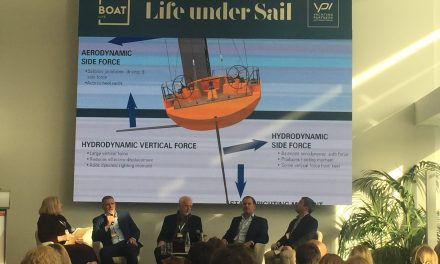 BOAT International's 'Life under Sail' targets next generation of sailors at MYC