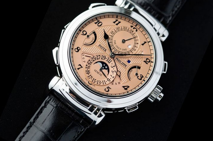 Patek Philippe watch wildly surpasses pre-sale estimate
