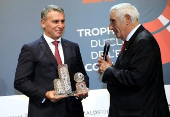 SBM's Frédéric Darnet voted 'Manager of the Year'