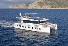 Monaco yacht brokers offer game-changing silent yachts