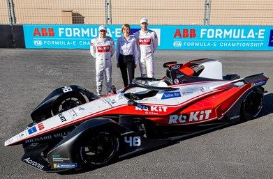 Venturi Racing announces eFormula sponsorship deal