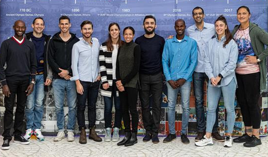 Active athletes join World Athletics Council for first time