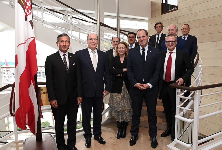 Principality seeks global advice in digital transition