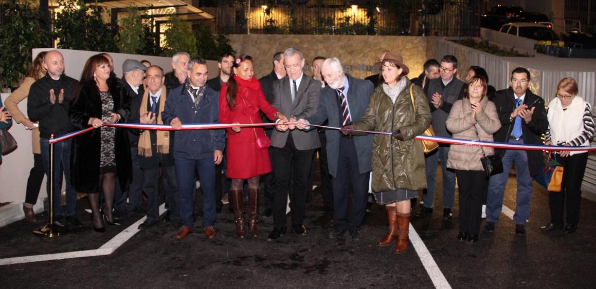 Underground car park relieves pressure in Beausoleil