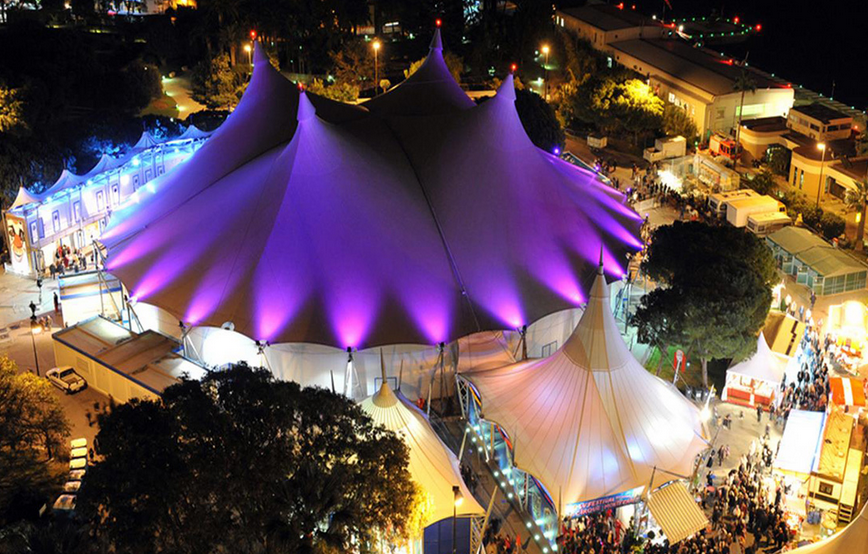Monaco's 44th International Circus Festival names its acts