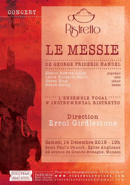 Handel's Messiah set to uplift hearts at St. Paul's