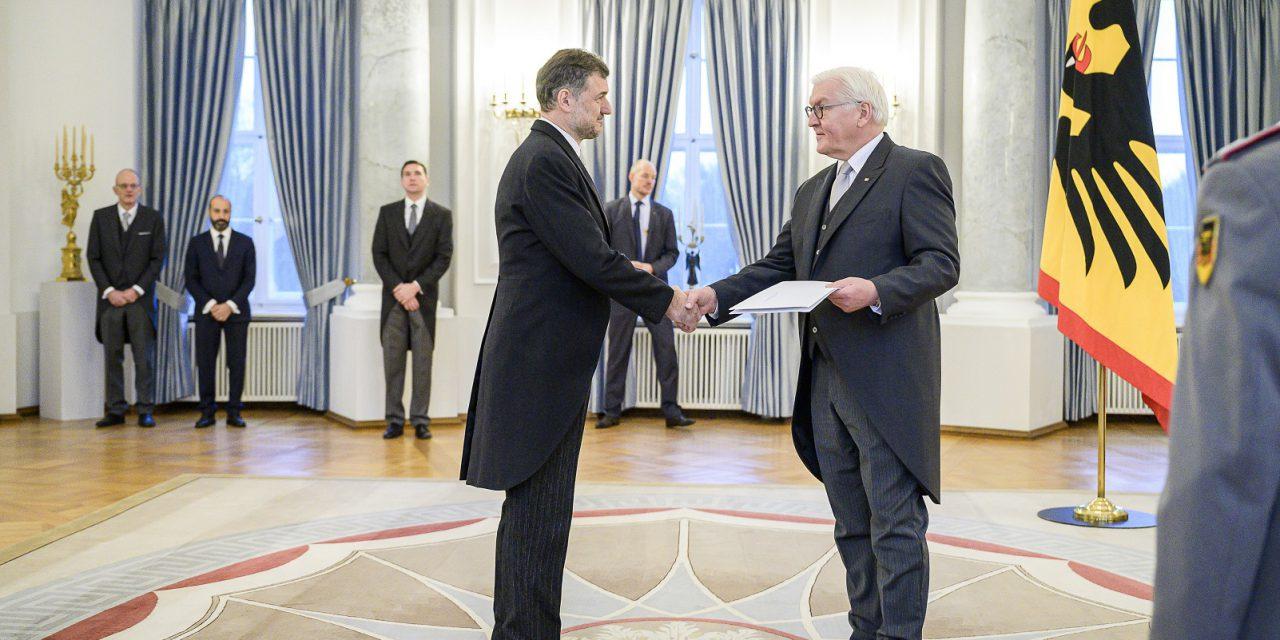 New Ambassador to Germany