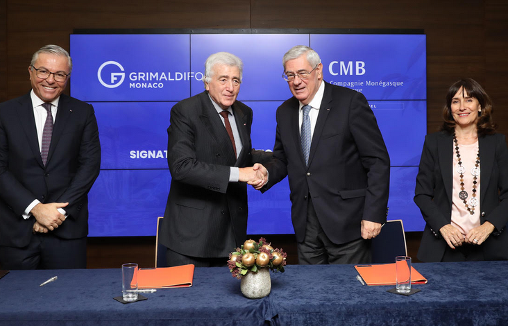 CMB and Grimaldi Forum renew partnership for success