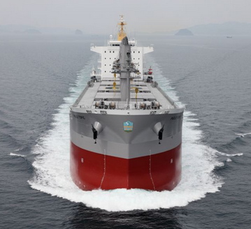 Monaco shipping company pioneers cleaner fuel system