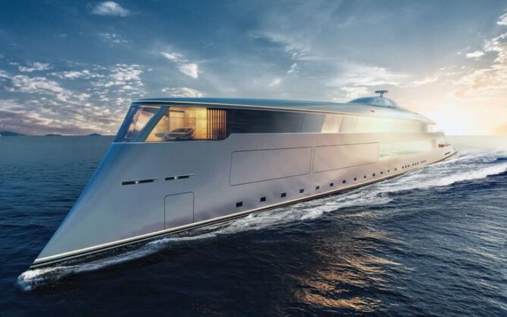 Bill Gates orders hydrogen-powered superyacht