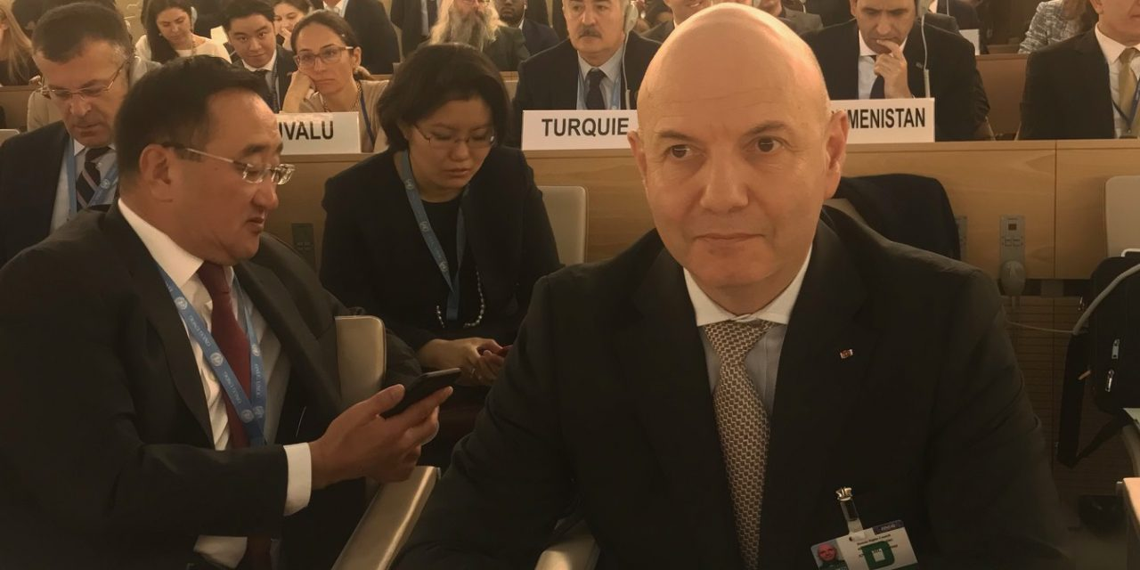 Monaco takes part in 43rd session of UN Human Rights Council