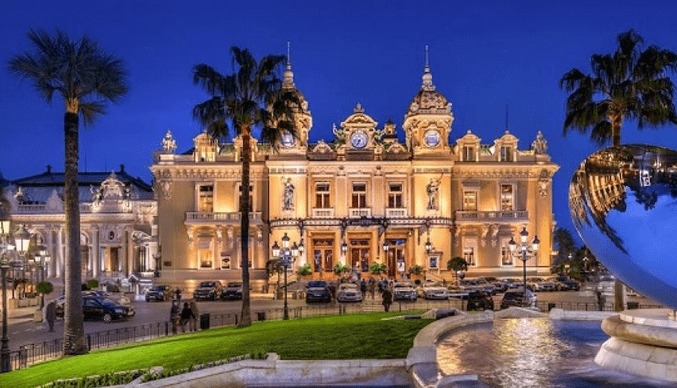 Casino of Monte-Carlo picks up two top awards at London fair