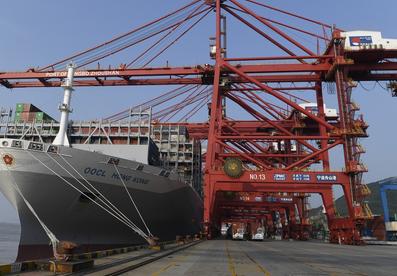 Chinese virus disrupts global shipping