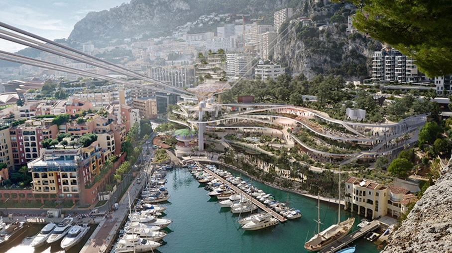 Architects announced for major Fontvieille project