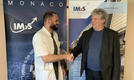 Monaco's IM2S and Nice Côte d'Azur Athletics sign partnership